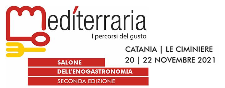 Mediterraria – I percorsi del gusto Logo